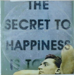 The Secret to Happiness by Ruth Crowe