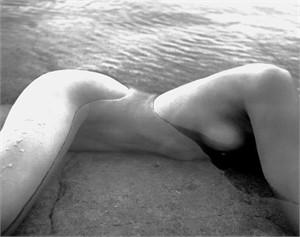 Nude St Barthelemy  (1/8), 1994