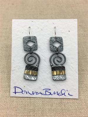1456-3 Earrings