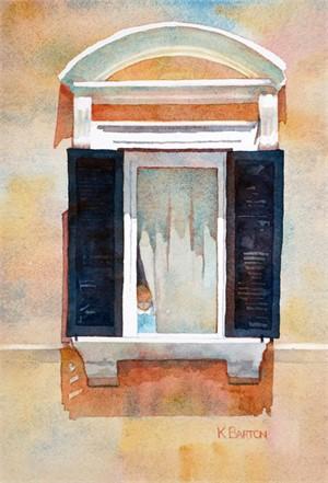 Trastevere Window