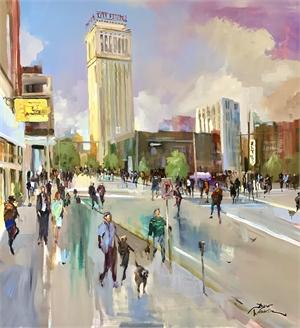 Birmingham Art Walk