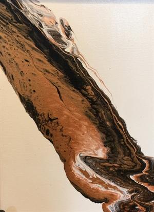 Acrylic Pour 12-31-3, 2020