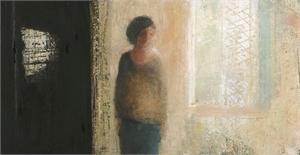 Open Window by David Brayne R.W.S.