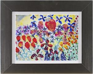 Valentine's Day Garden with Bleeding Hearts, 2012