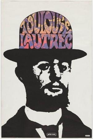 Toulouse Lautrec, 1966