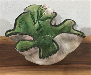 Vase with 2 Lillies, 2020
