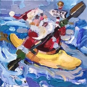 Santa's Second Sleigh