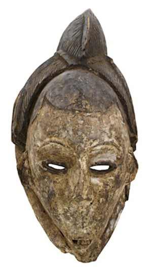 Ibo Mask - Nigeria, c. 1930