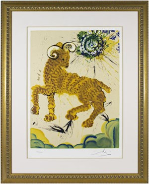 Aries from Signs of the Zodiac Series (150/250), 1967
