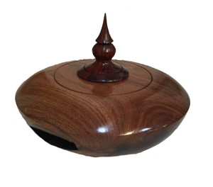 Wood - Mesquite Finial 2253
