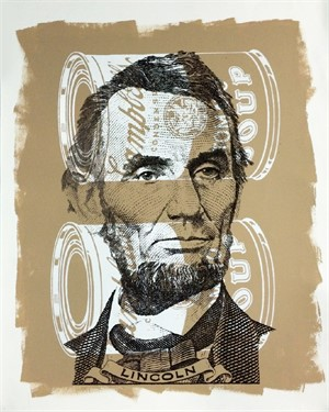 Lincoln with Campbell's Soup Cans, 2018
