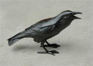 Small Raven IV (77/999), 2019
