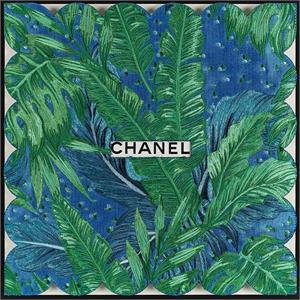 Tropical Blue Chanel, 2019