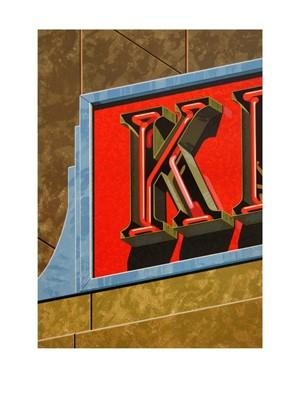An American Alphabet: K (1/40), 1997