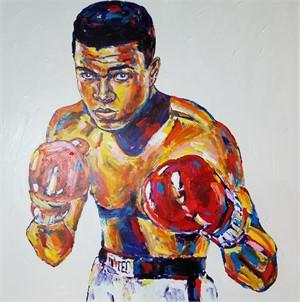 Muhammad Ali, 2018