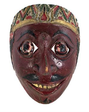 Dance Mask, Late 19th century
