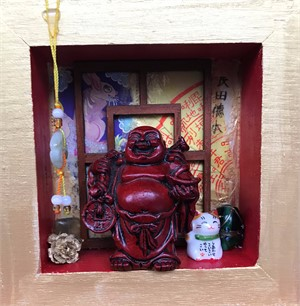 Lucky Hotei (Chinese) , 2019