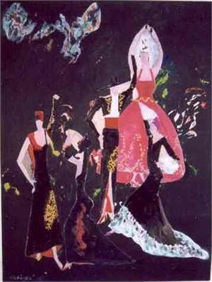 Flamenco, 1940