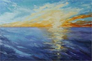 Ashley River Sunset