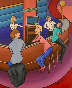 Gooiland Bar 2, 2001