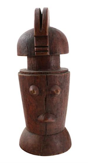 Female Statue Zaramu Tribe-Tanzania, c.1930