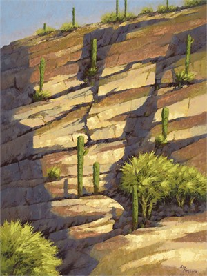 Sonoran Staircase, 2018