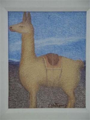 For Sarah - La Llama, 2001
