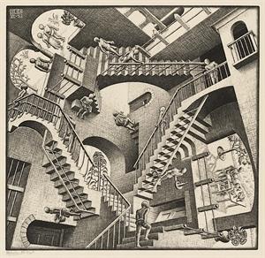 Relativity (/1), 1953