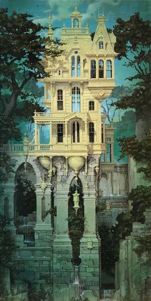 Habitat by Daniel Merriam