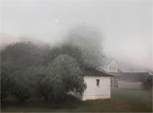 "SETH TUMMINS, ""Morning Moon"""