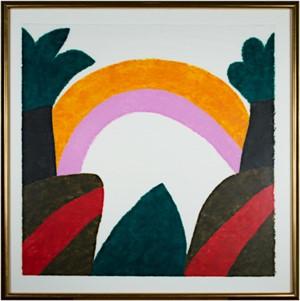 Primitive Landscape, 1983