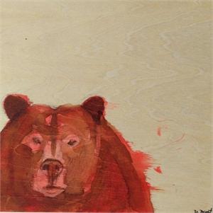Brown Bear V, 2019