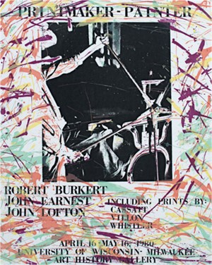 Printmakers UWM Ed: 23/140, 1980