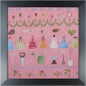 Pink Summer KMH 010 (detail), 2006