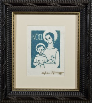 Noel, c. 1950