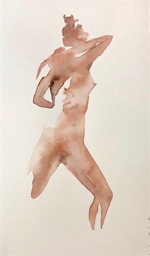Nude, 2019