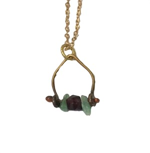 Necklace - Design with Stone