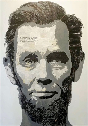 """""""Lincoln"""" The 16th President, 2018"""