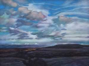 Sunset, Southwest View by Barbara Waterman-Peters