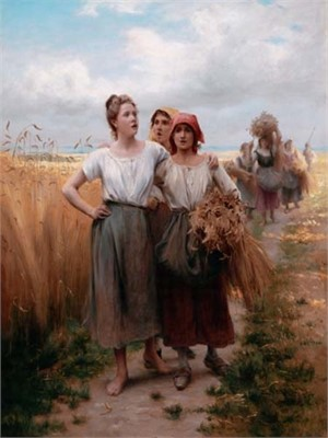 La Chanson de la Moisson (Harvest Song), 2005