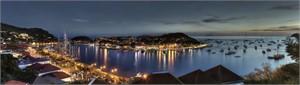 Gustavia Night (1/7), 2012