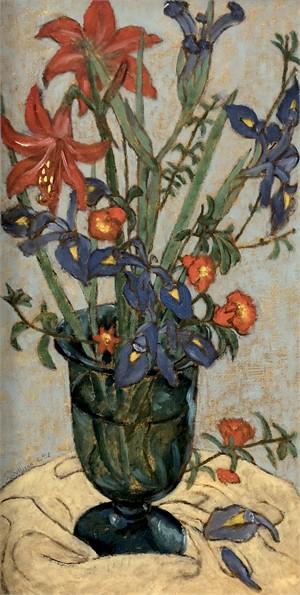 Spring Flowers, 1952