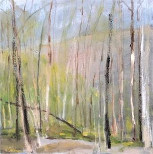 Spring Trees, 2019