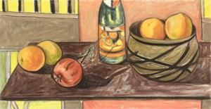 Still life (unfinished)