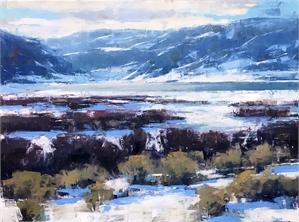 Taylor Lake, November