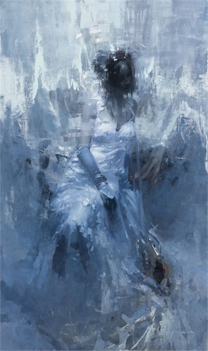 The White Oracle by Jeremy Mann