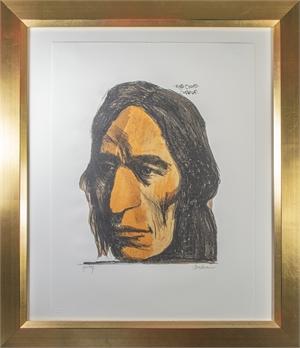 Red Cloud- Oglala, 1993