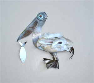 Oyster Pelican