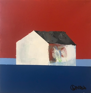 House on Red