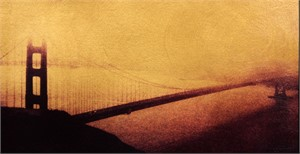GG Bridge Study #2 (14/15), 2013